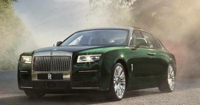 Rolls-Royce Ghost Extended India price revealed