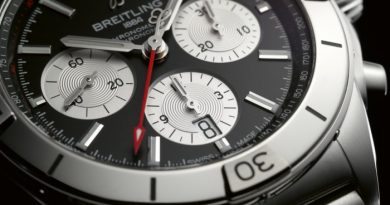 Breitling Chronomat Proves Mechanical Watches Are Still Going Strong
