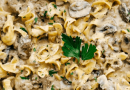 Easy One Pot Ground Beef Stroganoff Recipe