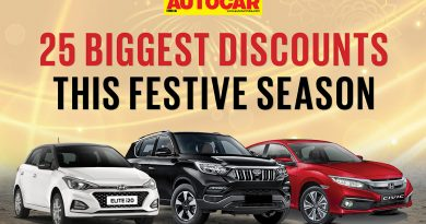 Best discounts on mass market hatchbacks, sedans and SUVs for October 2020