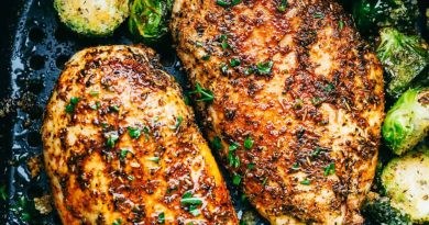 Tender and Juicy Air Fryer Chicken