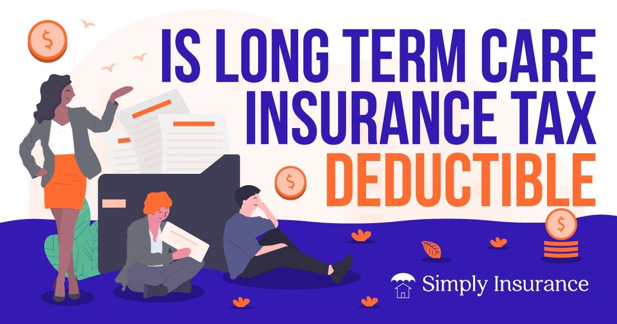 Is Long Term Care Insurance Tax Deductible For 2020 | BLOGPAPI