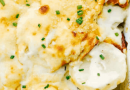 The Best Creamy Scalloped Potatoes of Your Life!