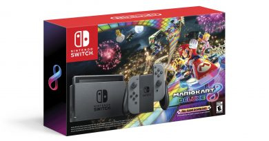 This Nintendo Switch bundle comes with a free copy Mario Kart 8 and will sell out fast