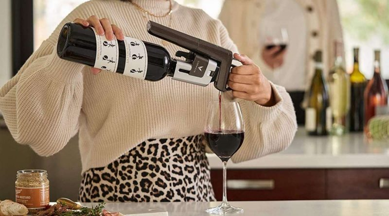 Get the broke millennial in your life a Coravin wine system while it's 50% off