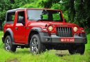 New Mahindra Thar petrol or diesel – Feature