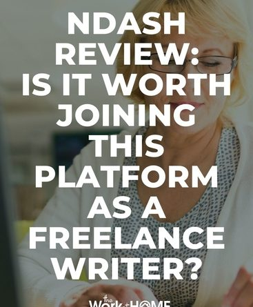 nDash Review – Is it Worth Joining this Platform as a Freelance Writer?
