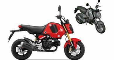 Honda India patents 2021 Grom
