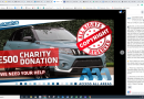 Luscombe's turns car imagery 'theft' into customers' charity opportunity