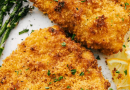Crispy Air Fryer Cod Filet Recipe