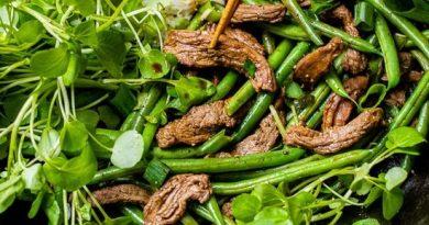 Beef Negimaki Stir Fry – Skinnytaste