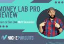 MoneyLab PRO Review 2021 – Learn To Earn Like Matt Giovinisci!