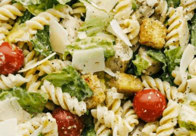 Chicken Caesar Pasta Salad | The Recipe Critic