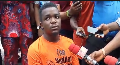 #JusticeForHinyHumoren: Lady Narrates How She Narrowly Escaped Being Raped, Killed By Self-confessed Killer, Akpan