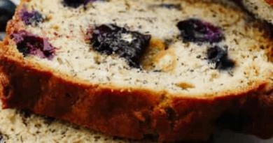 Blueberry Banana Bread Recipe| The Recipe Critic