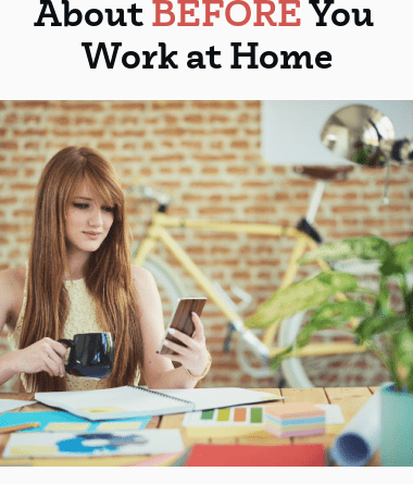 Top Things You Should Know Before Working From Home